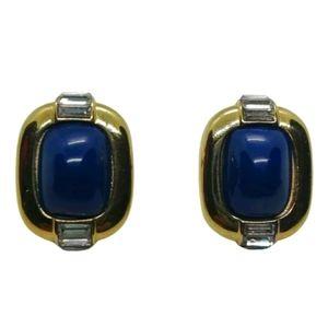 VTG Givenchy Elegant Pierced earrings